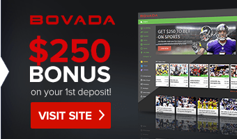 Bet with Bovada